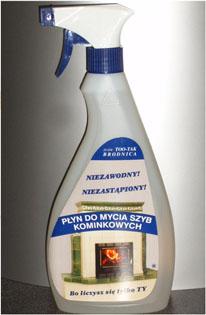 RADECO T Plysk kandalló üveg tisztító folyadék